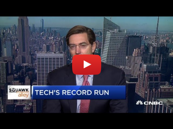 Expectations are high for pricey tech stocks in 2020, says Bernstein's Toni Sacconaghi